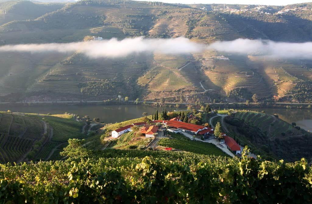 Quinta Nova luxury Douro wine hotel
