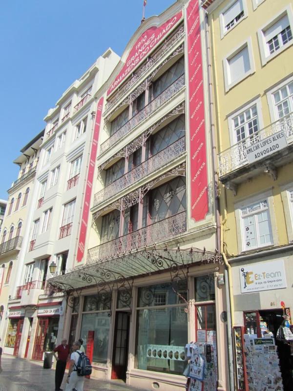 Edificio Chiado Municial Museum, Coimbra