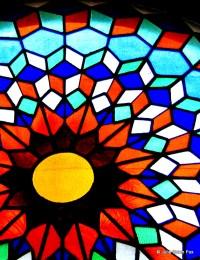 Travel Theme: Stained glass windows | Julie Dawn Fox ...