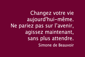 Citation rouge