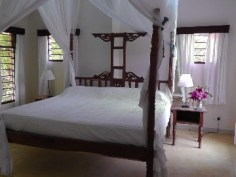 double ensuite upstairs