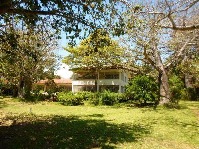 garden to main house