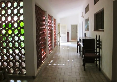 House 1. Hallway