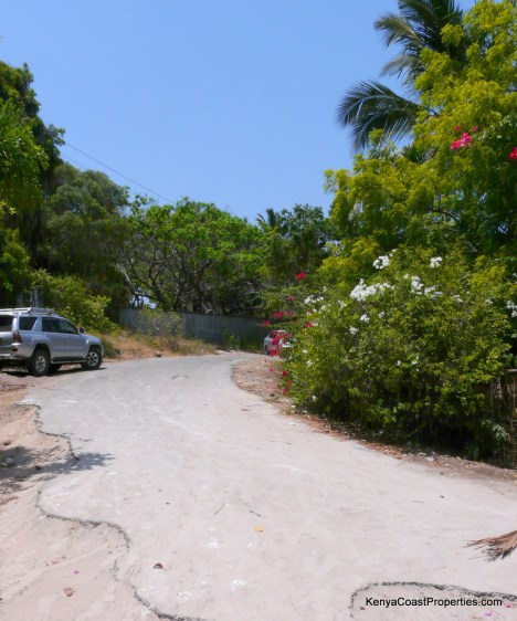 beach to property