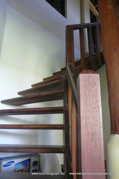 Stairs to up