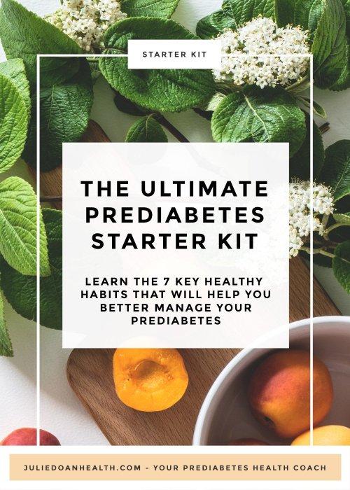 starter kit prediabetes