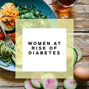 women risk diabetes