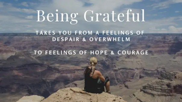11 Steps to Stay on Top of Daily Stress: Beginning with Being Grateful!
