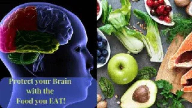 Protect your Brain with the Food you EAT!