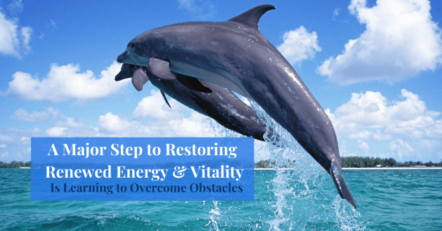 A-Major-Step-to-Restoring-Renewed-Energy-Vitality Is Learning to Overcome Obstacles