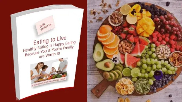 eBook: Eating to Live - The quality of your Health depends on it