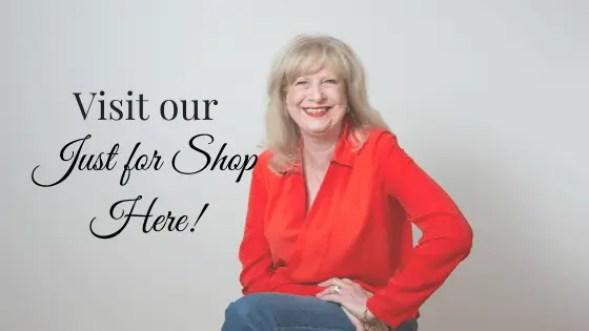Visit Julie's Just for You Online Shop