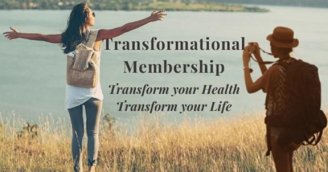 Transformational Membership Sign Up