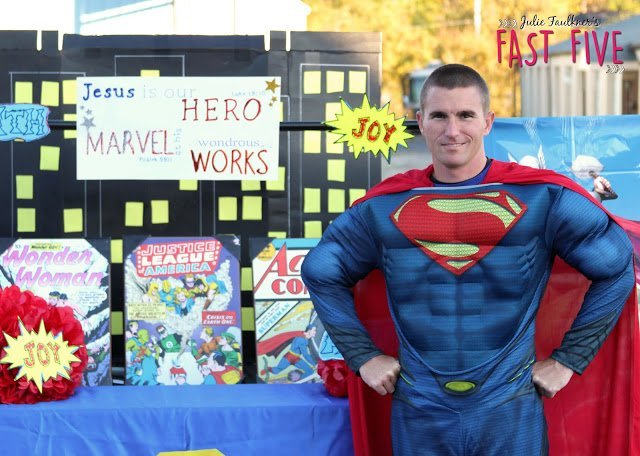 Trunk or Treat Ideas for Church with Bible Themes