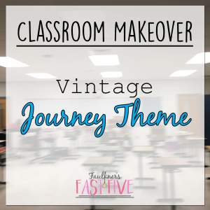 Journey Classroom Theme Ideas