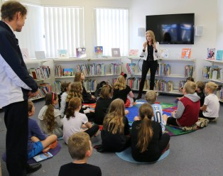 Book Week at Faith Lutheran College, Redlands