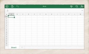 Getting Started with MS Excel