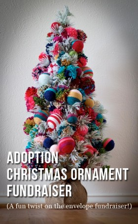 Adoption Ornament Fundraiser