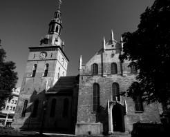 Church B&W