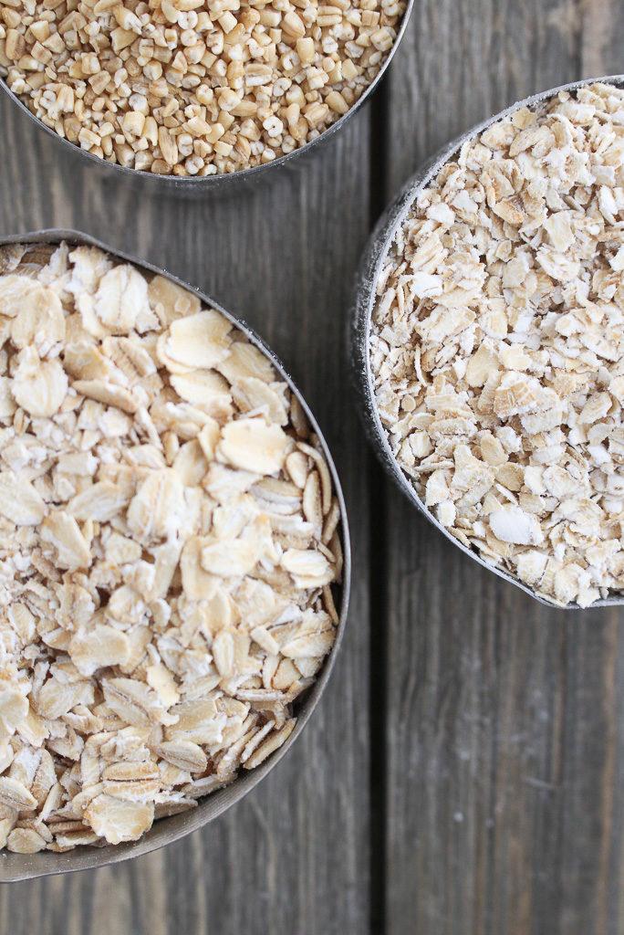steel cut oats vs