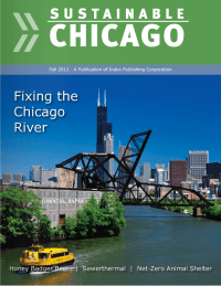 Sustainable Chicago Cover