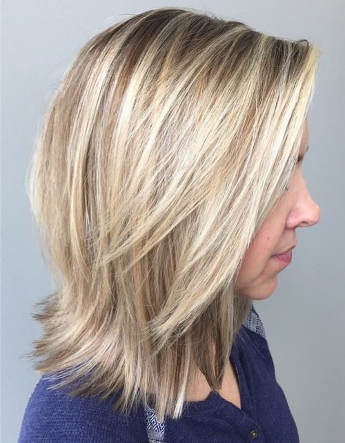 Low Maintenance Fine Hair Medium Length Hairstyles : maintenance, medium, length, hairstyles, Hairstyles, Really, Impress, JULIE, SALON