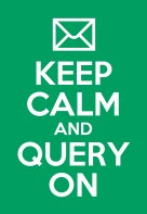 Keep Calm and Query On 3