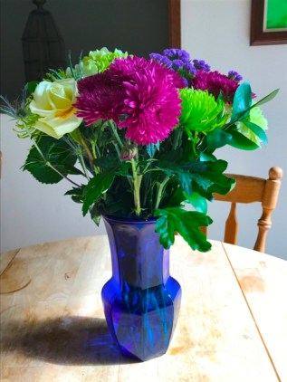 Congrats flowers :)