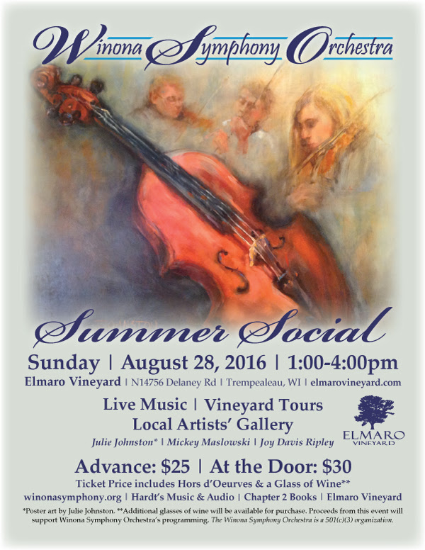 Summer Social this Sunday