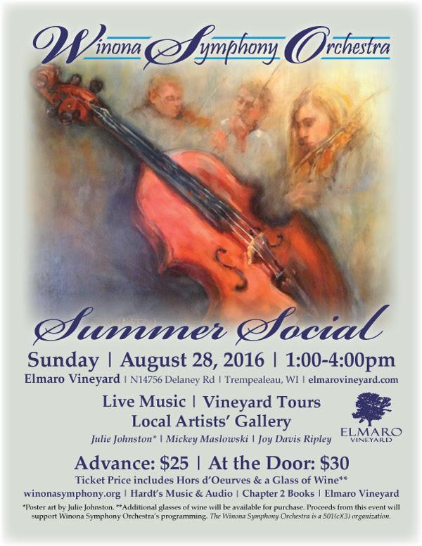 Summer Social this Sunday