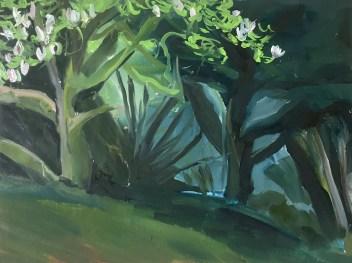 Under the Magnolia by Julie Jones