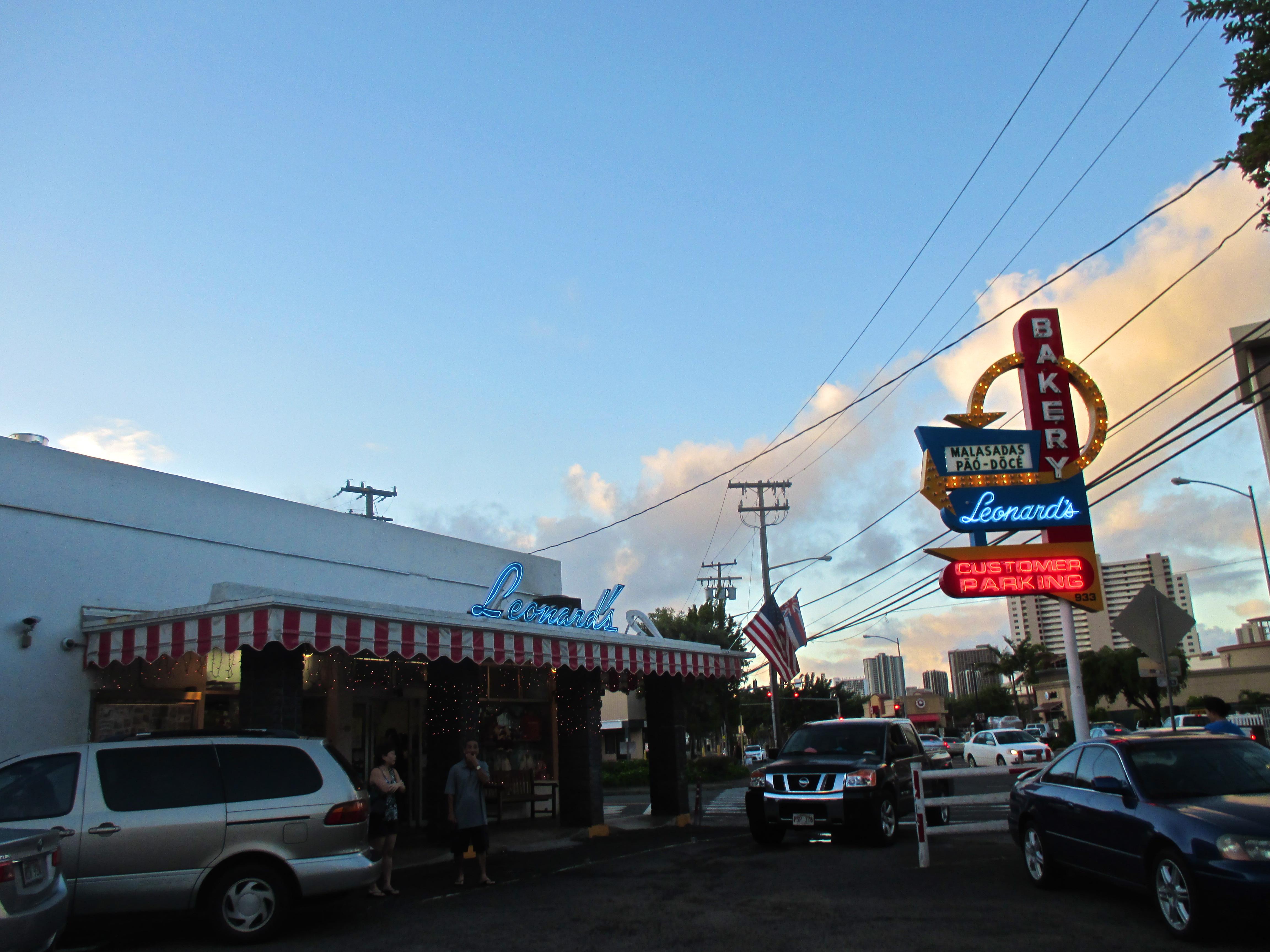 Best of Oahu Desserts Honolulu Edition: Leonard\'s Bakery, Liliha ...