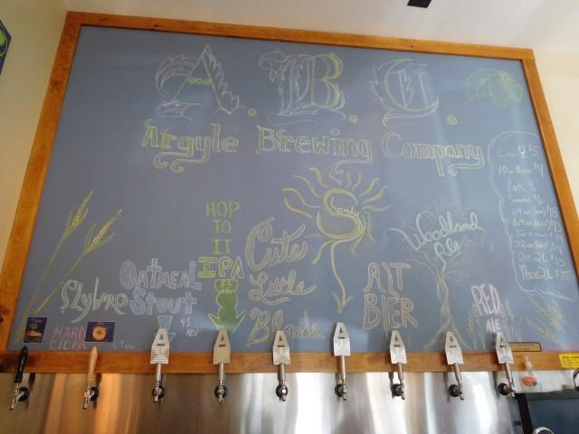 argyle brew
