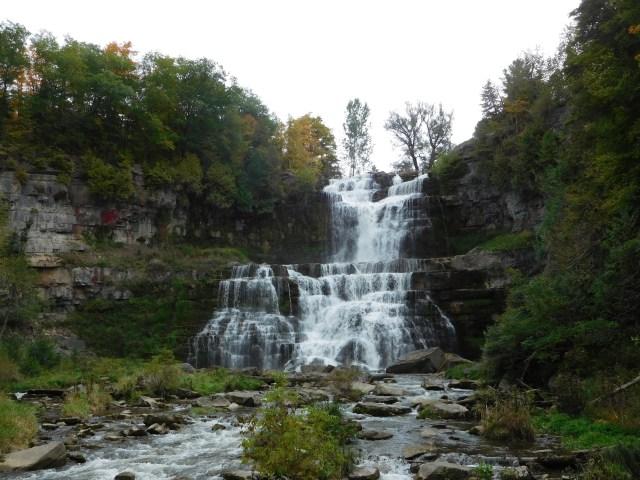 Chittenango-Falls-state-Park-7