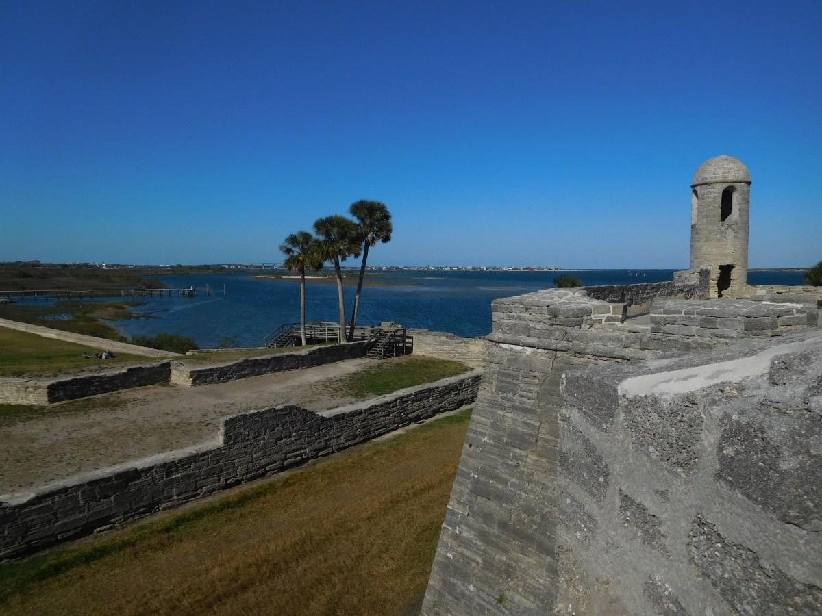 Castillo de San Marcos National Monument, St. Augustine, FL | Julie ...
