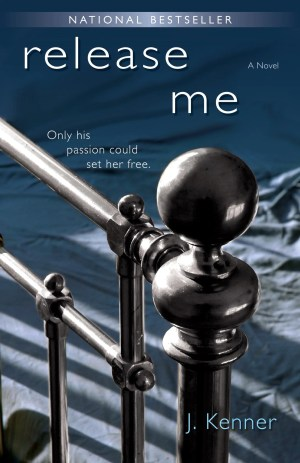 Release Me - Trade Paperback Cover