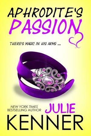 Aphrodite's Passion - E-Book Cover