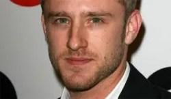 Julie Kenner's Hump Day Eye Candy, Ben Foster