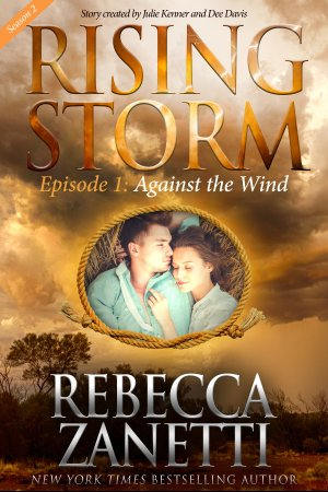 Against the Wind - E-Book Cover