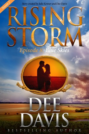 Blue Skies - E-Book Cover