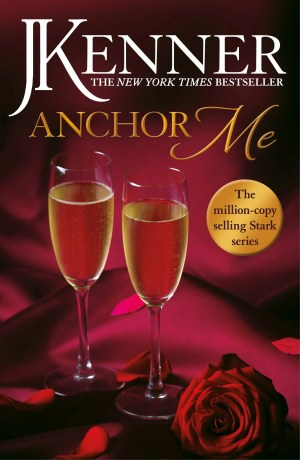 Anchor Me - Trade Paperback Cover