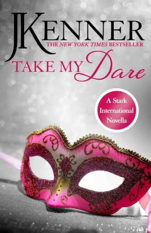 Take My Dare - Pre-Order Print Cover