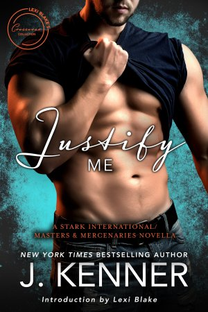 Justify Me - E-Book Cover