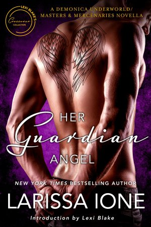 Her Guardian Angel - E-Book Cover
