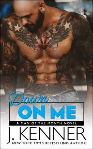 Down On Me - E-Book Cover