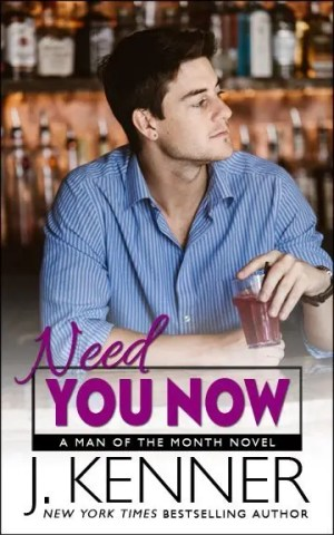 Need You Now - E-Book Cover