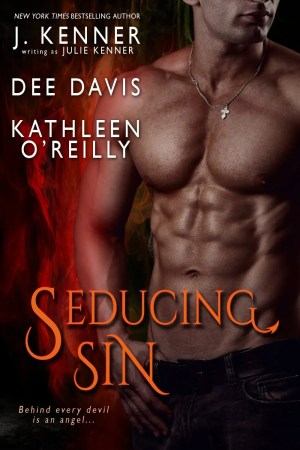 Seducing Sin - E-Book Cover