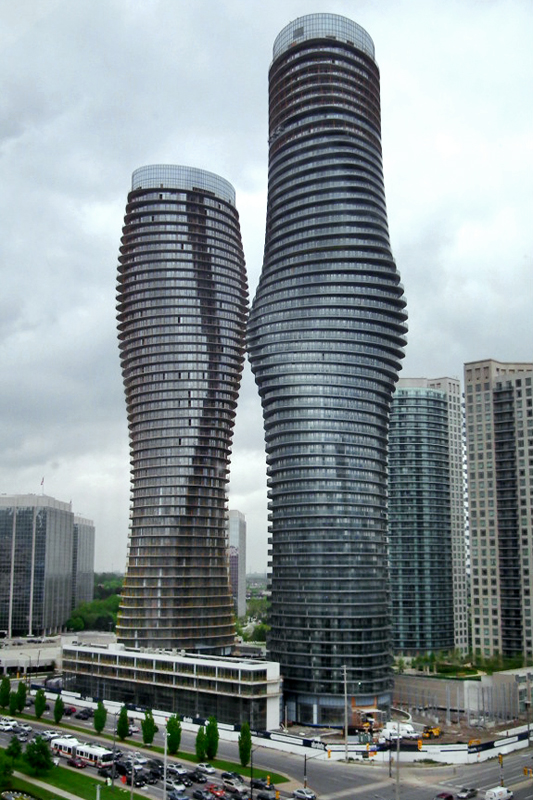 The Ugliest Buildings in the US and Canada