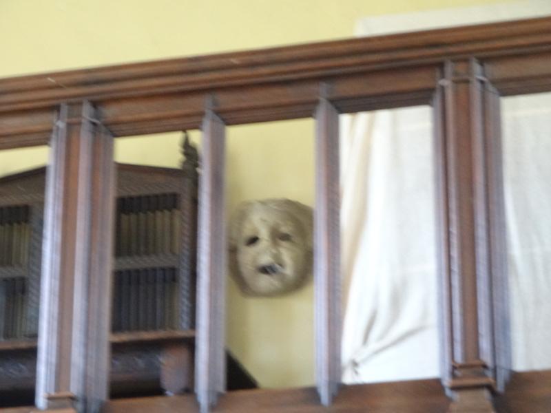 Musician gallery mask