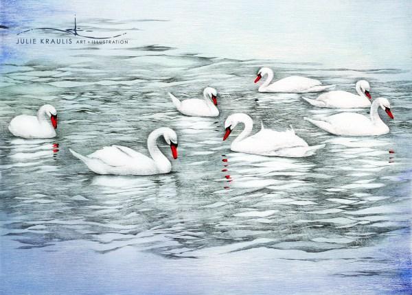 Seven Swans -swimming Recipe Dishmaps